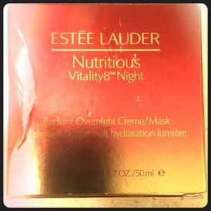 Estée Lauder Nutritious Vitality8 Night Creme